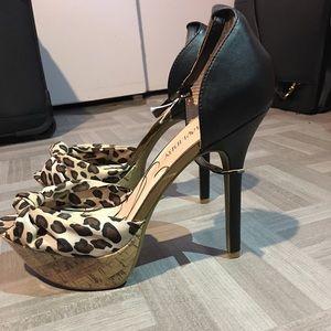 Sam Libby shoe